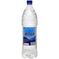 Вода дистилированная (г.Донецк), 1L