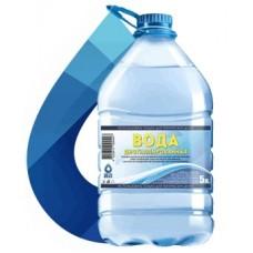 Вода дистилированная (г.Донецк), 5L