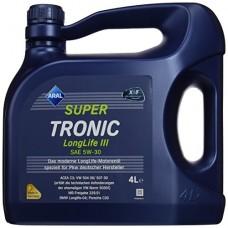 ARAL SuperTronic Longlife III 5W-30, 4L