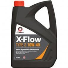 COMMA X-FLOW TYPE S 10W40, 4L