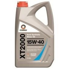 COMMA XT2000 15W-40, 5L