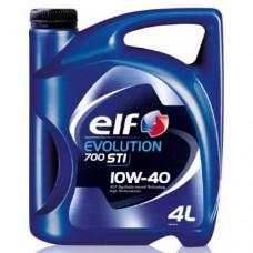ELF Evolution 700 STI 10W40, 4L (Россия/Румыния)