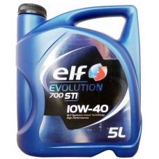 ELF Evolution 700 STI 10W40, 5L (Франция)