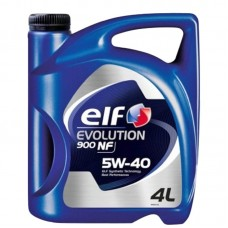 ELF Evolution 900 NF 5W40, 4L (Россия/Румыния)