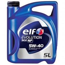 ELF Evolution 900 NF 5W40, 5L (Франция)