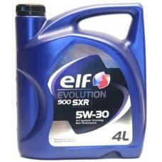 ELF Evolution 900 SXR 5W30, 4L (Россия/Румыния)