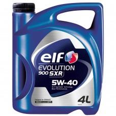 ELF Evolution 900 SXR 5W40, 4L (Франция)