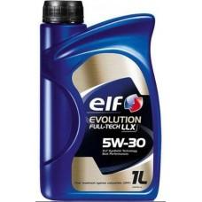 ELF Evolution FULL-TECH LLX 5W-30, 1L (Россия/Румыния)