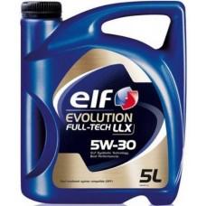 ELF Evolution FULL-TECH LLX 5W-30, 5L (Россия/Румыния)
