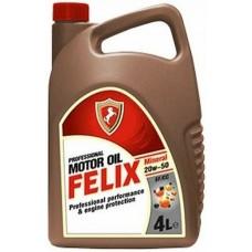 Felix 20W-50 SF/CC, 4L