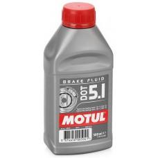 Motul DOT 5.1 Brake Fluid, 0.5L