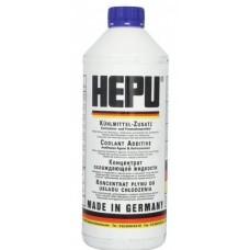Антифриз HEPU G11 (концентрат) Синий (P999), 1.5L