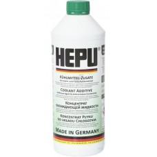 Антифриз HEPU G11-GRN (концентрат) Зеленый (P999-GRN), 1.5L