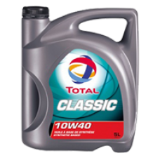 TOTAL CLASSIC 10W40, 5L (Франция)