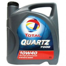 TOTAL Quartz 7000 10W40, 4L (Россия/Румыния)