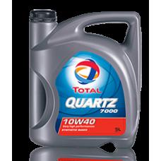 TOTAL Quartz 7000 10W40, 5L (Франция)